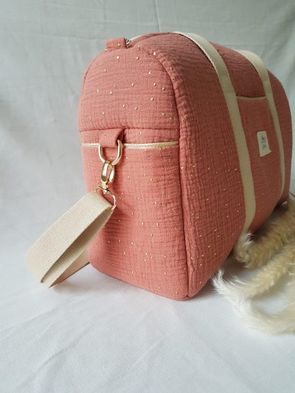 sac à langer double gaze de coton